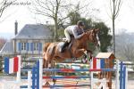 Quarnac du Mesnil débute bien sa saison de 6 ans!